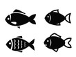 Fish icon - 73305168