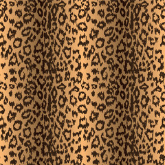seamless leopard background