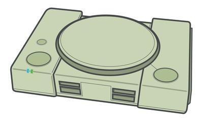Console retro 03