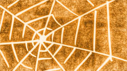 Spinnennetz, Hintergrundbild
