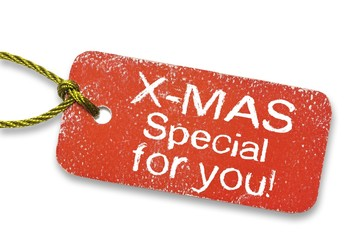 X-Mas Special for you - Label