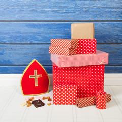 Dutch Sinterklaas presents