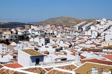 White town, Teba, Spain © Arena Photo UK