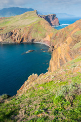 Ponta de Sao Lourenco, the easternmost part of Madeira Island