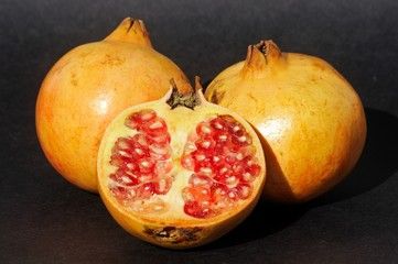 Pomegranates © Arena Photo UK