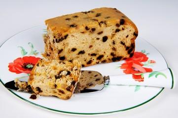 Sultana sponge cake © Arena Photo UK