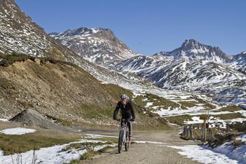 Biketour durchs Pionatal