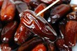 Sticky date on a skewer © Arena Photo UK