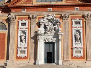 Facciata di Santa Maria Assunta - Genova