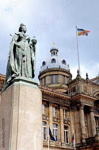 Papiers peints Statue Queen Victoria Statue, Birmingham © Arena Photo UK