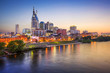 Nashville, Tennessee, USA City Skyline - 73314740