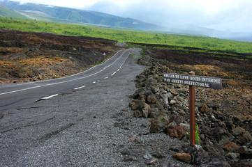 La Réunion - Le Grand Brûlé