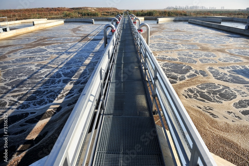 Waste water treatment plant - 73316325