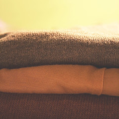 Soft winter sweaters