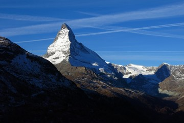 Matterhorn in the early morning