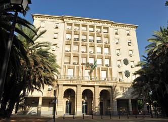 Juzgados, Palacio de Justicia, Sevilla, España
