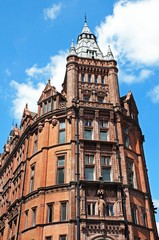 Old corner building, Nottingham © Arena Photo UK