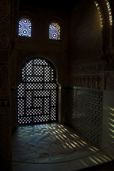 Sombras Alhambra