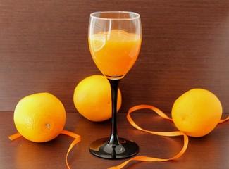 pumpkin-orange jelly