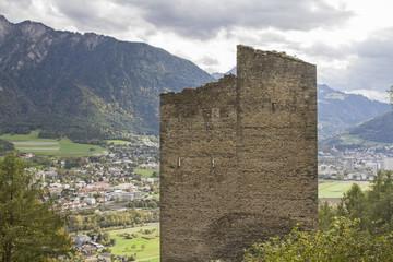Burgruine Haldenstein