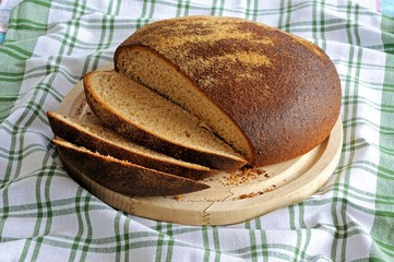 Wholemeal loaf © Arena Photo UK