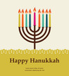 happy hanukkah, jewish holiday. - 73323339
