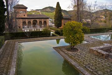 Patio Alhambra