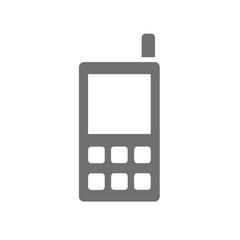 Icono teléfono móvil FB