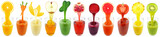 Fototapety kiwi juice