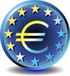 Button евро