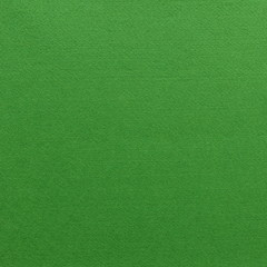 Felt green cloth