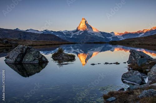 Poster Matterhorn