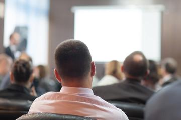 people at seminar