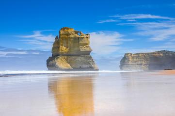 Gibson Steps and the Twelve Apostles, Victoria (Australia)