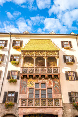 Innsbruck Goldenes Dachl