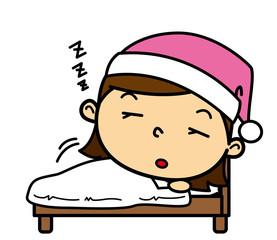 SD女性 睡眠