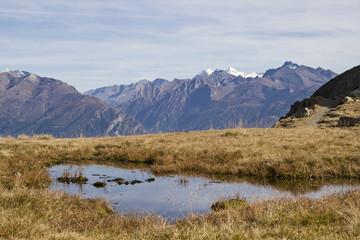 In den Sarntaler Alpen