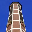 Turm kath. Pfarrkirche St. Antonius in MÖNCHENGLADBACH-WICKRATH