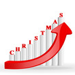christmas business chart