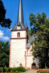 Podelwitz Kirchturm