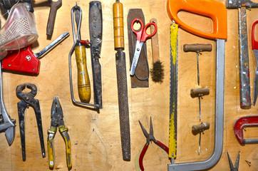Pañol de herramientas