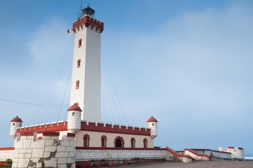 Lighthouse of La Serena, Chile
