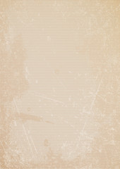 A4 Brown Paper Background Grunge