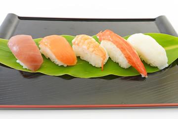 おいしそうなお寿司