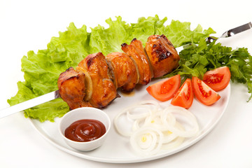 chicken shish