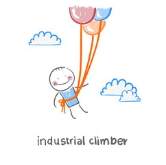 industrial climber