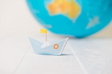 Reise, Auszeit, Urlaub mit Schiff