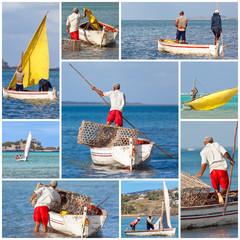 pêcheurs rodriguais