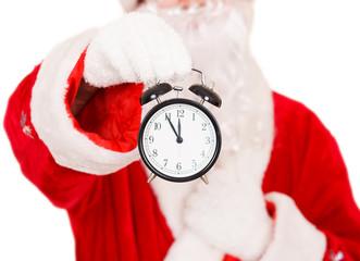 Santas Alarm Clock