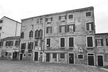 Old building in Venice.